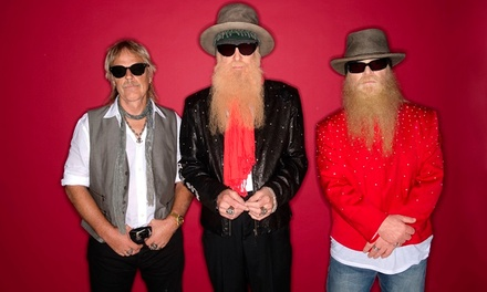 ZZ Top at Rogers K-Rock Centre on March 3 at 8 p.m. (Up to 50% Off)