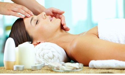 Massage with Aromatherapy, Sauna Session, Facial, or Scrub at Callione Aesthetics & Day Spa (Up to 53% Off)