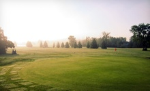 18-Hole Round of Golf for Two or Four Including Cart Rental at Bearbrook Golf Club (Up to 56% Off)
