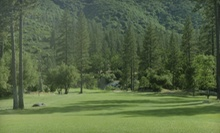 $33 for 18 Holes of Golf for Two with Range Balls and Fountain Drinks at River Creek Golf Course ($66 Value)