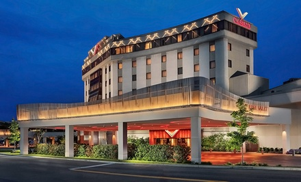 Stay at Valley Forge Casino Resort in King of Prussia, PA, with Dates into August
