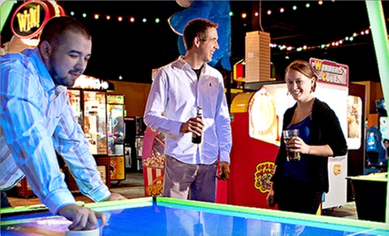 $19 for $40 Worth of Video-Game Play at Jillian&#x27;s of Chesapeake