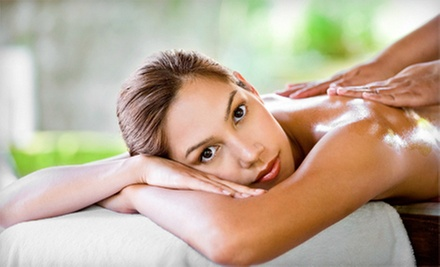 One or Three Swedish or Deep-Tissue Massages at Unique Transitions Salon & Spa (Up to 58% Off)