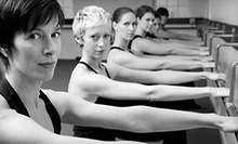 10 or 15 Hot Yoga, Hot Pilates, or Barre Classes at Rasamaya (Up to 66% Off)