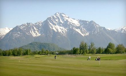 18-Hole Round of Golf for Two or Four with Cart Rental and Range Balls at Palmer Golf Course (Up to 57% Off)
