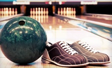 Two Hours of Bowling for Two, Four, or Six with Shoe Rental at Glenfair Lanes (Up to 80% Off)
