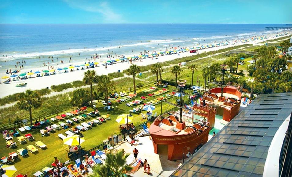 Make the most of your vacation dollar with Myrtle Beach travel deals. With hotel deals, coupons, free attractions, family packages, and other money-saving information, you'll have leftover money in your budget for souvenirs!