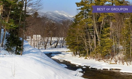 groupon daily deal - Stay at Merrill Farm Inn in North Conway, NH, with Dates into June