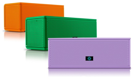 Photive Artisan Portable Bluetooth Speaker