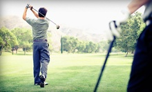 $69 for a One-Hour Swing Evaluation and Half-Hour Lesson at Macatawa Legends Golf &amp; Country Club in Holland ($140 Value)