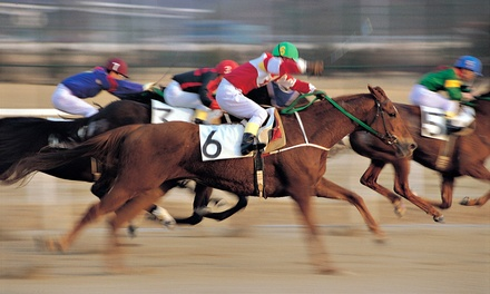 Two or Six Tickets to a Churchill Downs Horse-Racing Meet (Up to 37% Off). Six Dates Available.
