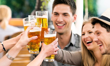$35 for Entry for Two to the Charleston Beer Garden ($50 Value)