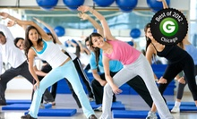 One Month of Unlimited Fitness Classes or Five Drop-In Classes at ENRGi Fitness (Up to 59% Off)