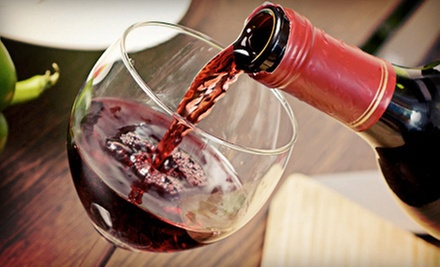 $49 for a Boutique-Winery Tour with Lunch, Tastings, and Treats for Two at White Silo Farm &amp; Winery ($109 Value)