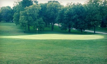 $32 for Two 18-Hole Rounds of Golf for Two with Cart Rental at Wildwood Golf Course (Up to $70 Value)