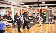 10 or 20 Boot-Camp Classes at Urban Athlete (Up to 75% Off)
