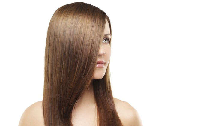 Hair Stylyn - Hair Stylyn: Brazilian Blow Out and a Cut From R499 at Hair Stylyn (Up To 74% Off)
