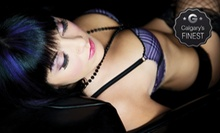 Boudoir Photo-Shoot Package with Optional Leather Photo Trifold at Miss Behave Boudoir Photography (Up to 54% Off)