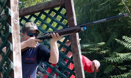 $125 for a Clay-Shooting Package with Instruction for Two at Triple B Clays (Up to $314 Value)