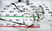 $35 for an Eye Exam and $260 Toward Prescription Eyewear at HMY Vision ($340 Value)