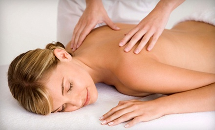 One, Three, or Five One-Hour Massages at BMS Therapy Inc. (Up to 60% Off)