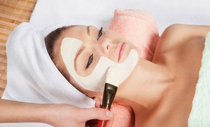 Facial with Microdermabrasion