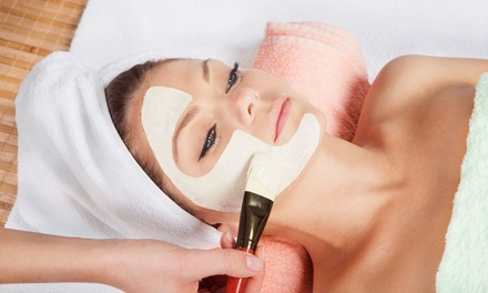 $48 for a Custom Facial with Microdermabrasion at Shaga Skin Care at Salon Boutique ($120 Value)