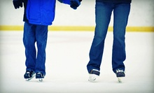 Open-Skate or Ice Jam Session with Skate Rentals for Two or Four at Skylands Ice World (Up to 51% Off)