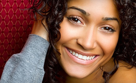 $38.99 for a Dental Checkup with Exam, Bitewing X-rays, and Cleaning at Smile Center of Knightsville ($182 Value)