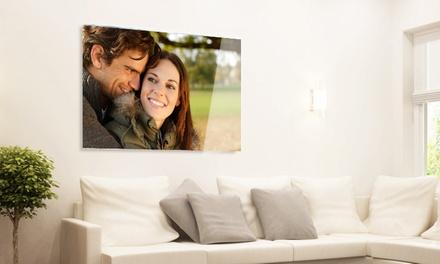 Impressão em tela de acrílico com foto à escolha desde 14,90€