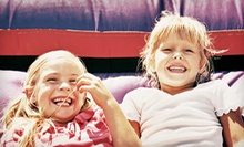 Day at Indoor Playground for Two or Four at Amazing Jump (Up to 53% Off)