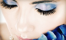 $85 for a Full Set of Eyelash Extensions at Creative Nails Too ($175 Value)