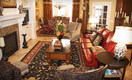 $75 for a Two-Hour Personal Interior Design Consultation from Marcia's Home Accessories & Fine Furnishings ($200 Value)