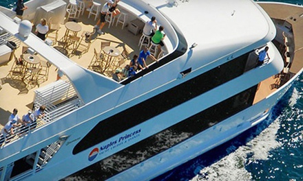 $21 for 90-Minute Sightseeing Cruise for One from Naples Princess ($40.50 Value)
