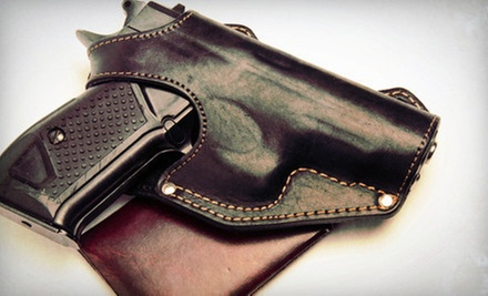 $55 for a Concealed-Firearm Class at Utah Concealed Carry Permit, LLC ($110 Value). Permit Valid in 34 States.