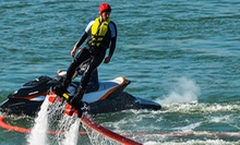 $119 for a 90-Minute Beginner Flyboard-Pilot Course from Aquafly (Up to $249 Value)