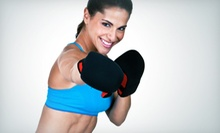 4 or 10 Hot-Kickboxing Classes or One Month of Unlimited Classes at My Favorite Cardio Place (Up to 72% Off)