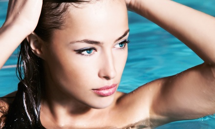 Permanent Makeup for Eyebrows or Eyelids from Trina Broadway at The Salon on Rahn (Up to 60% Off)