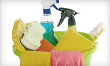 One, Three, or Five Housecleaning Sessions from American Home Cleaning Services (Up to 78% Off)