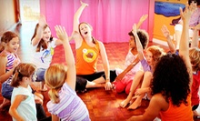 Three Childrens Classes or Five Adult Classes at Zooga Yoga (Up to 78% Off)