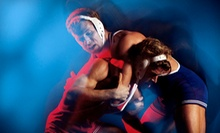 10 or One Month of Unlimited Freestyle-Wrestling Classes at Gracie Barra (Up to 84% Off)