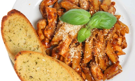 $12.75 for $20 Worth of Italian Food at Lunch for Two at Siba Cucina