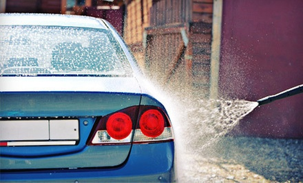 One, Three, or Six Silver Car Washes at Champion Car Wash (Up to 73% Off)