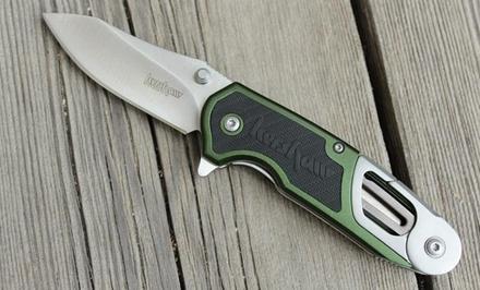 Kershaw Funxion Outdoor Knife with SpeedSafe Opening