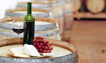 Winery Tour for Two or Four with Gift Baskets at Castle Creek Winery in Moab (Up to 53% Off)