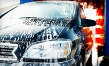 One or Five Crown Jewel Car Washes or Five Red Carpet or Royal Treatment Washes at King's Auto Spa (Up to 61% Off)