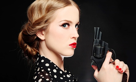 $49 for a Handgun Course and Makeover with Makeup Lessons from Guns and Glamor ($99 Value)