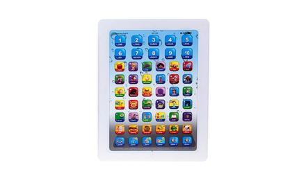Tablet educativo em inglês para crianças por 19,90€