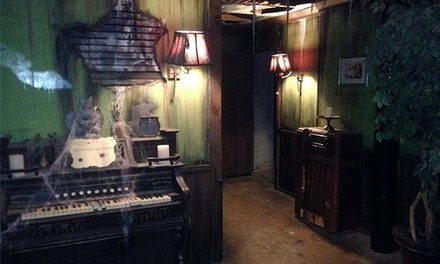 $21.95 for One Admission to the Great Room Escape ($39.95 Value)