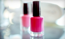 One Solar Manicure or One Children's Pedicure at Vivi Nails (Up to 51% Off)